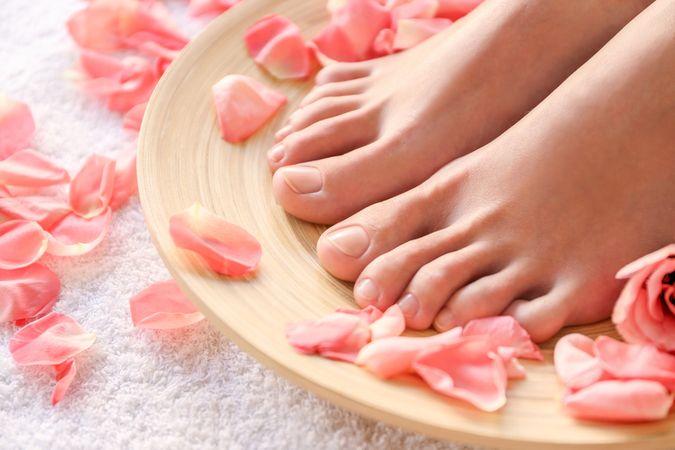 Fuß Wellness