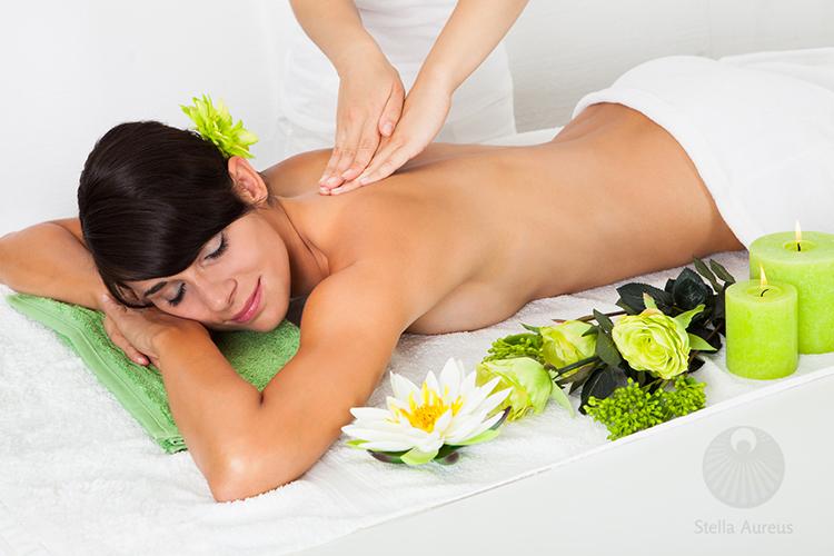 Massage Rücken